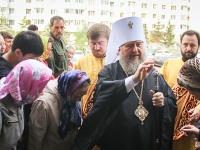 12 сентября 2016 года — День Тезоименитства Главы Православной Церкви Казахстана митрополита Астанайского и Казахстанского Александра