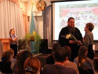 Праздничный концерт отряда «Дельта»