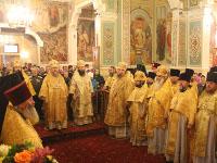 Память священноисповедника Николая, митрополита Алматинского торжественно отпраздновали в «Южной столице»