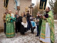 Праздничное Богослужение в честь празднования 50-летия преставления прп. Севастиана Карагандинского