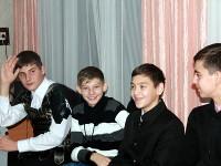Встреча участников молодежного клуба «Северная звезда»