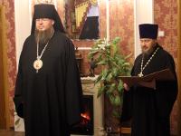 Преосвященнейший епископ Владимир вручил награды Православной Церкви Казахстана
