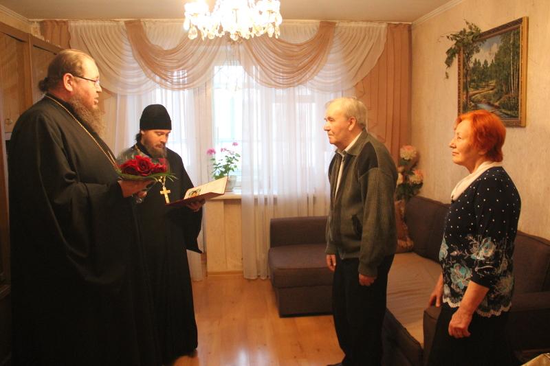 Высокие церковные награды были вручены в Петропавловске