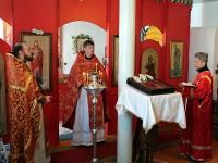 Престольный праздник в селе Новокаменка