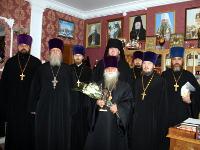 В Петропавловске прошло заседание Епархиального Совета