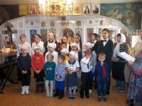 Престольный праздник в селе Пресновка