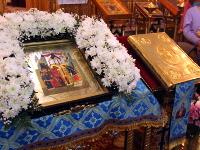Всенощное бдение в канун праздника Введения во храм Пресвятой Богородицы прошло в Главном храме епархии