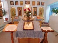 Престольный праздник в храме посёлка Саумалколь
