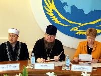 Управляющий Епархией принял участие в работе диалоговой площадки