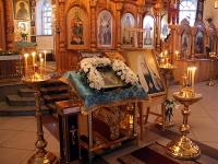 Панихида по приснопамятному Святейшему Патриарху Алексию II