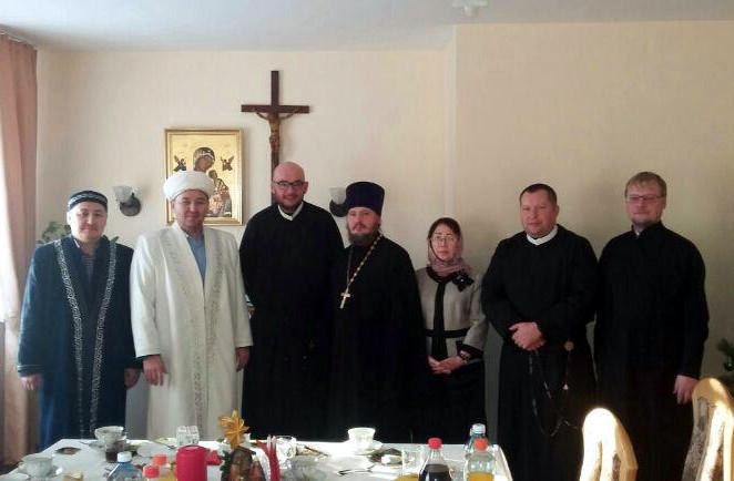 Католики Северного Казахстана отмечают праздник Рождества Христова
