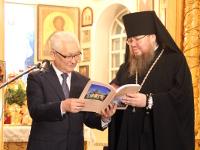 Аким СКО поздравил православных христиан с праздником Рождества Христова