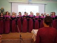 Рождественский концерт в Кафедральном соборе