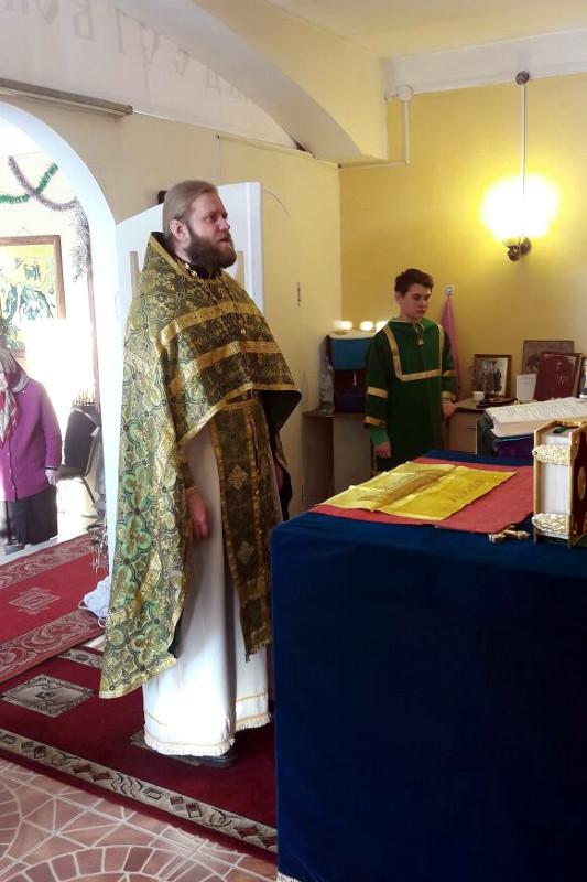 Престольный праздник в селе Смирново