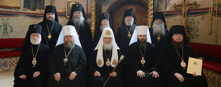 Хиротония архимандрита Владимира (Михейкина) во епископа Петропавловского и Булаевского
